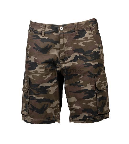 99323 - Pantalone Mikonos - CAMOUFLAGE GREY