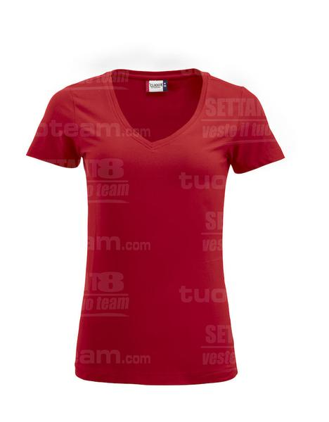 029318 - T-SHIRT Arden - 35 rosso