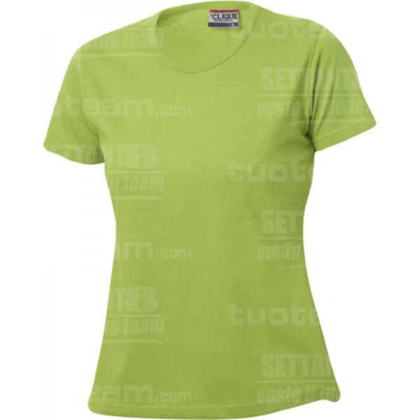 029325 - T-SHIRT Fashion-T Lady - 600 verde intenso