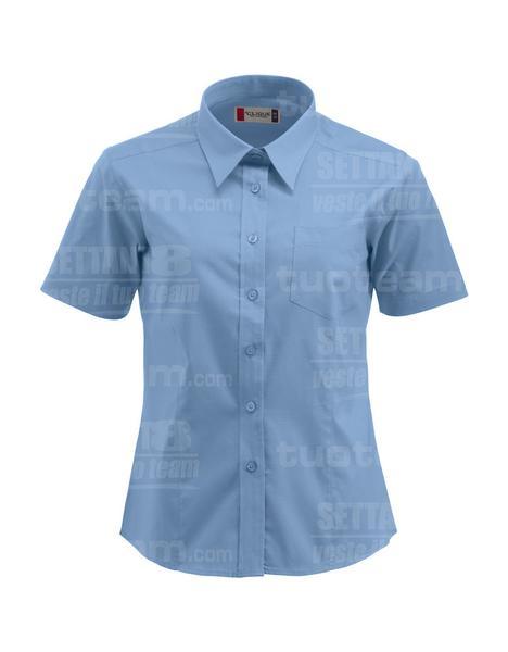 027936 - CAMICIA Rutland - 57 azzurro