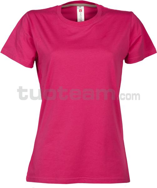 SUNRISE LADY - SUNRISE LADY t shirt - FUXIA