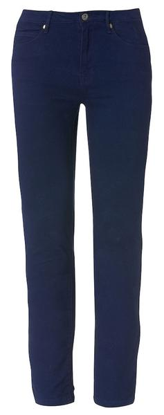 022041 - 5-Pocket Stretch Lady - 580 blu navy