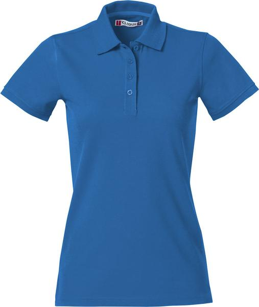 028261 - Heavy Premium Polo Lady - 55 royal