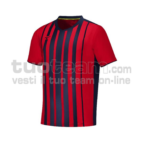 P2FA9A01 - GAME SHIRT SHIMA - red / navy