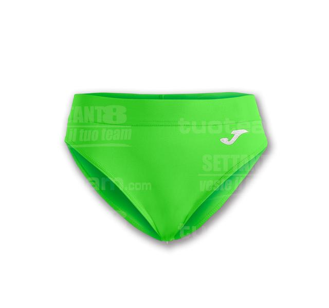 900449 - OLIMPIA WOMAN BRIEF - 020 VERDE FLUOR