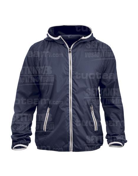 020961 - IMPERMEABILE Hardy - 580 blu