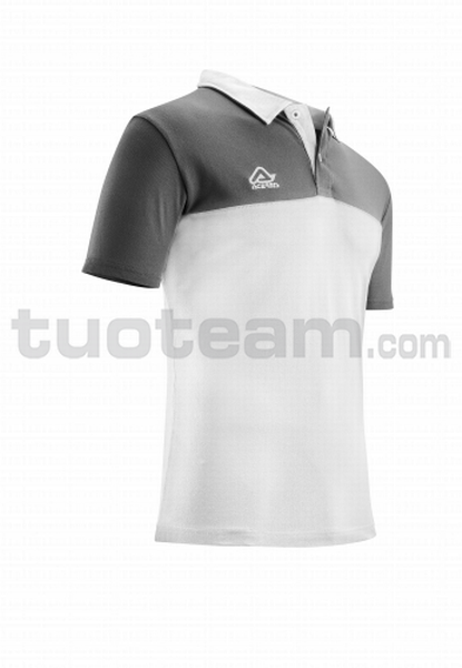 0022188 - BELATRIX MAN POLO - WHITE