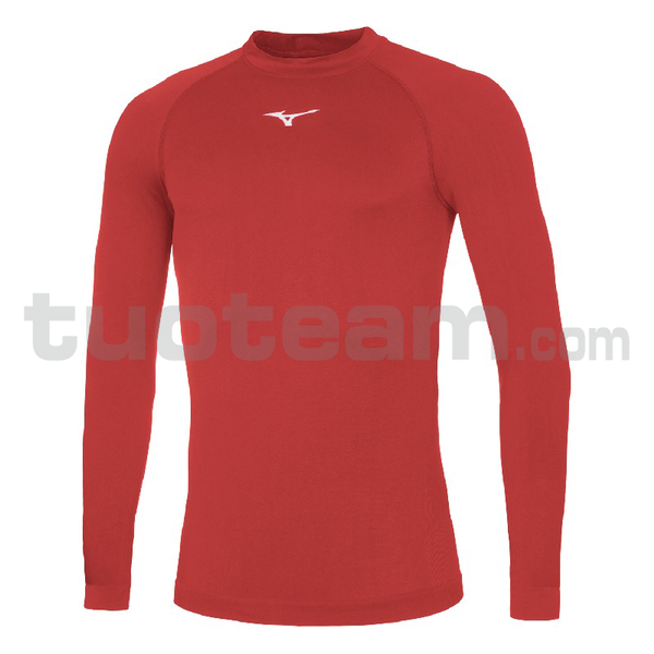 32EA7045 - Core Long sleeve underwear - Red/Red