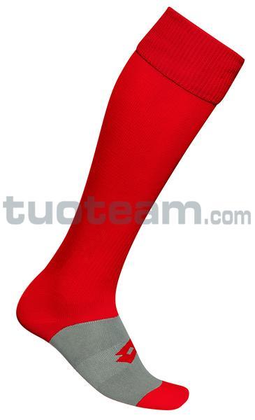 L55727 - DELTA SOCK TRNG LONG - rosso