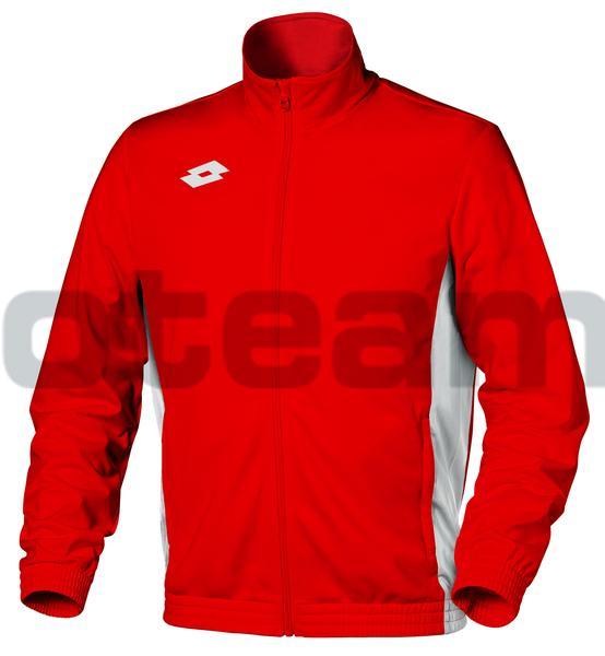 L56927 - DELTA SWEAT FZ PL - rosso