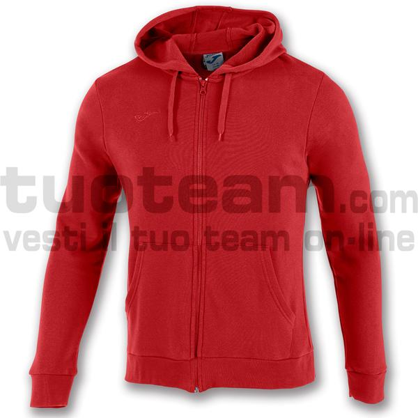 101674 - GIACCA ARGOS II 80% terry cotton 20% polyester - 600 ROSSO