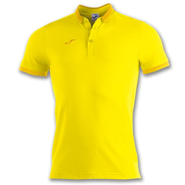 100748 - BALI II POLO 65% polyester 35% cotton - GIALLO