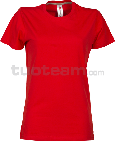 SUNRISE LADY - SUNRISE LADY t shirt - ROSSO