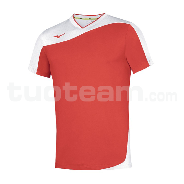 V2EA7004 - premium myou t shirt - Red/Red