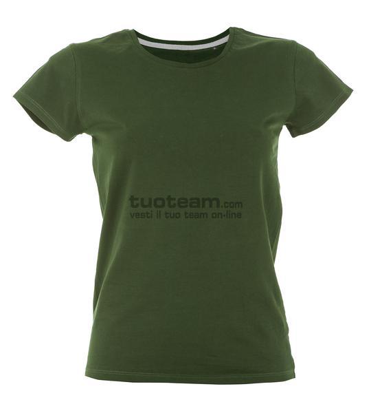 99379 - T-Shirt New Maldive Lady - VERDE