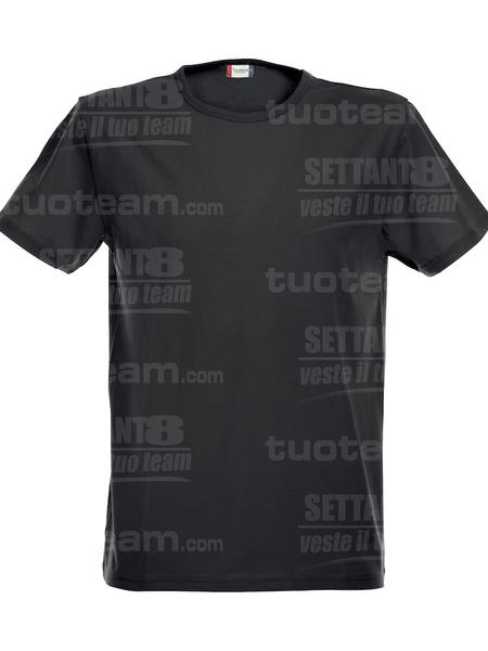 029344 - T-SHIRT Stretch-T new - 99 nero