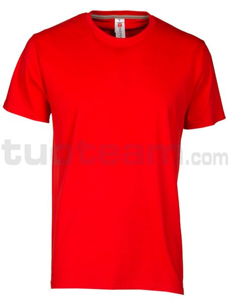 SUNSET - T-SHIRT SUNSET - ROSSO