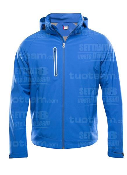 020927 - GIACCA Milford Jacket - 55 royal