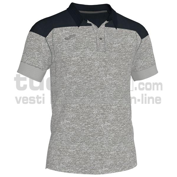 101282 - WINNER II POLO WINNER II MC 65% polyester 35% cotton - 150 ANTRACITE