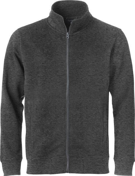 021048 - Classic Cardigan - 95 grigio melange