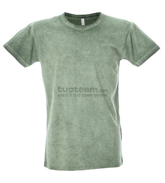99147 - T-Shirt Cardiff - ARMY GREEN