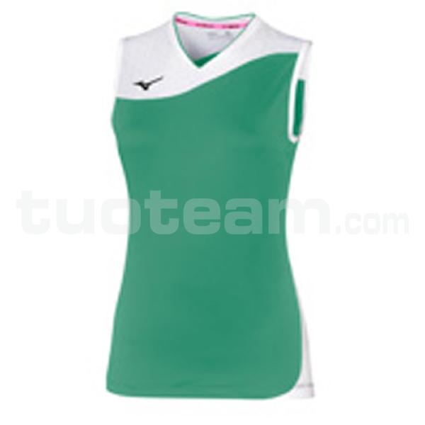 V2EA7206 - Myou canota W - Green/White