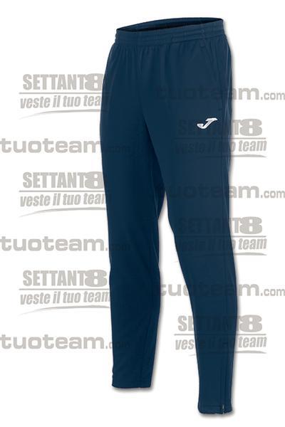 100165 - PANTALONE NILO 100% polyester fleece - 300 BLU NAVY