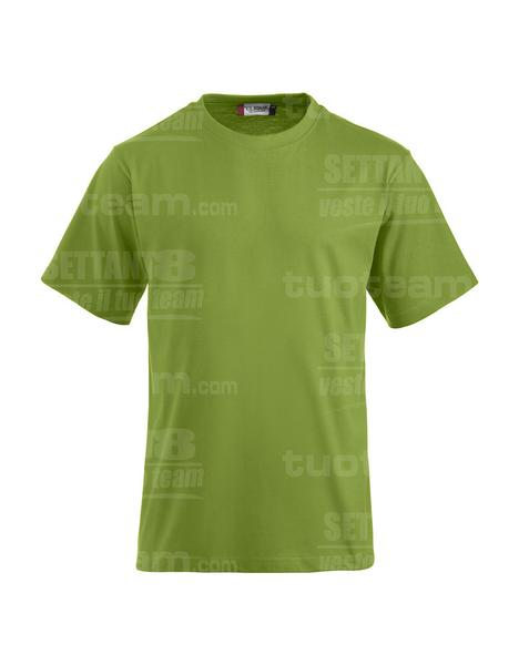 029320 - T-SHIRT Classic-T - 67 verde mela