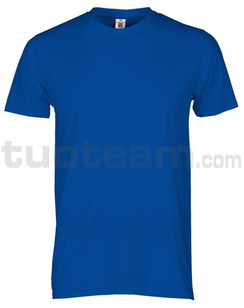 PRINT - PRINT T-SHIRT - BLU ROYAL