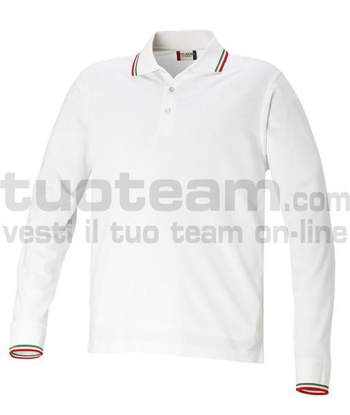 04028219 - Amarillo L/S - 0062 BIANCO ITALIA