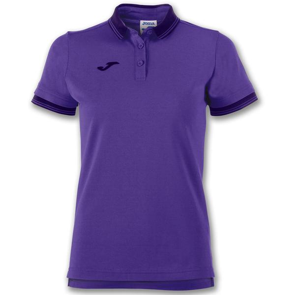 900444 - POLO BALI II WOMAN 65% polyester 35% cotton - 550 VIOLA