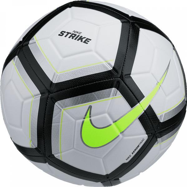 SC3176-102 - pallone nike strike bianco/grigio/nero