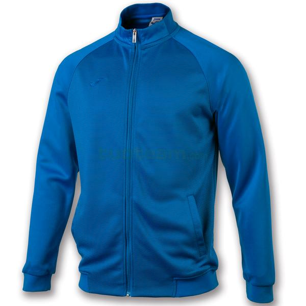 101064 - ESSENTIAL GIACCA FULL ZIP 100% polyester interlock - 700 ROYAL
