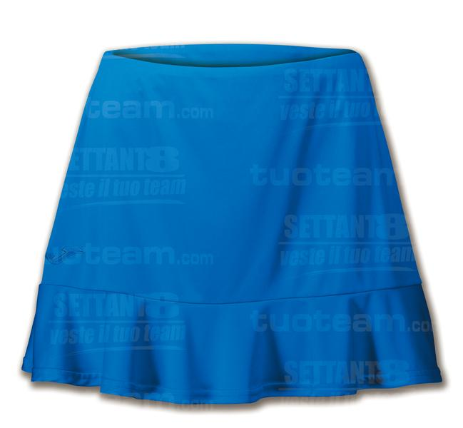 900461 - GONNA CON PANT TORNEO II DONNA - 700 BLU ROYAL