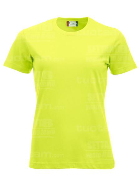 029361 - T-SHIRT New Classic T Lady - 600 verde intenso