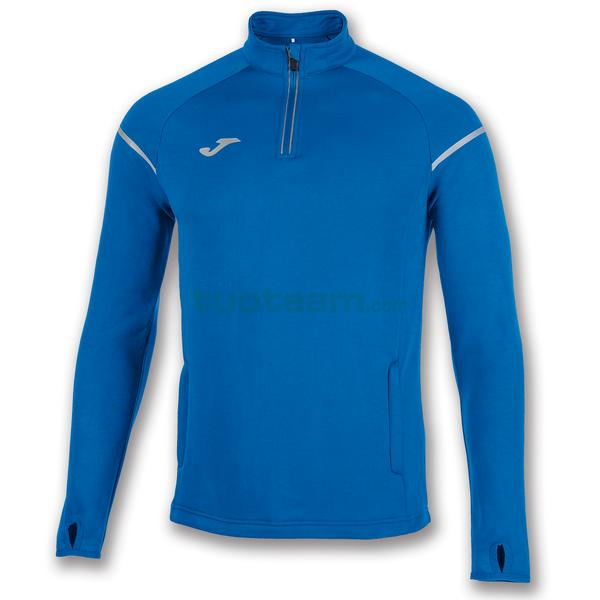 100978 - RACE FELPA 1/2 ZIP 100% polyester fleece - 700 ROYAL
