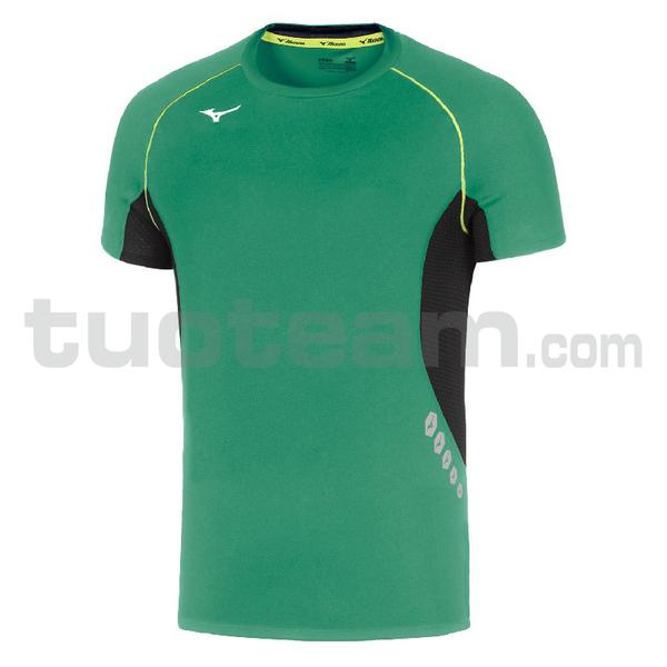 U2EA7002 - Premium JPN T-shirt - Green/Black