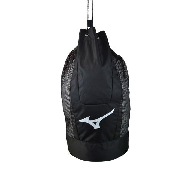 33EY0W07 - RYOKO TEAM BALL BAG - Black/Black