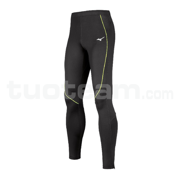 U2EB7003 - Premium JPN panta Long Tight - Black/Black