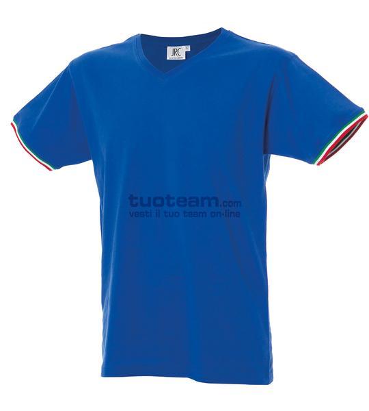 98997 - T-Shirt New Milano - BLU ROYAL