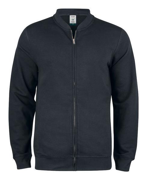 021006 - Premium OC Cardigan - 99 nero