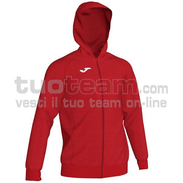101303 - FELPA MENFIS 100% polyester fleece - 600 ROSSO