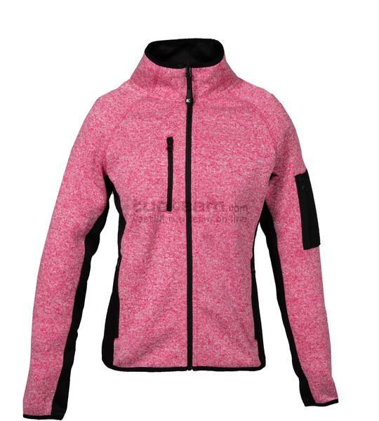 99442 - Knitted Fleece Monviso Lady - ROSA