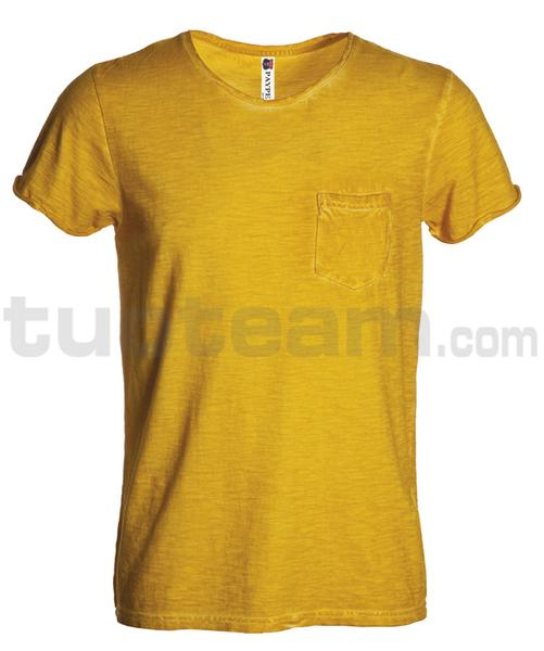 DISCOVERY POCKET - DISCOVERY POCKET - MUSTARD COOL