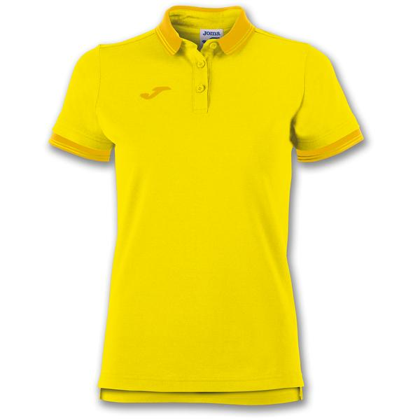 900444 - POLO BALI II WOMAN 65% polyester 35% cotton - 900 GIALLO