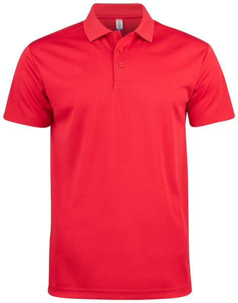 028254 - Basic Active Polo - 35 rosso