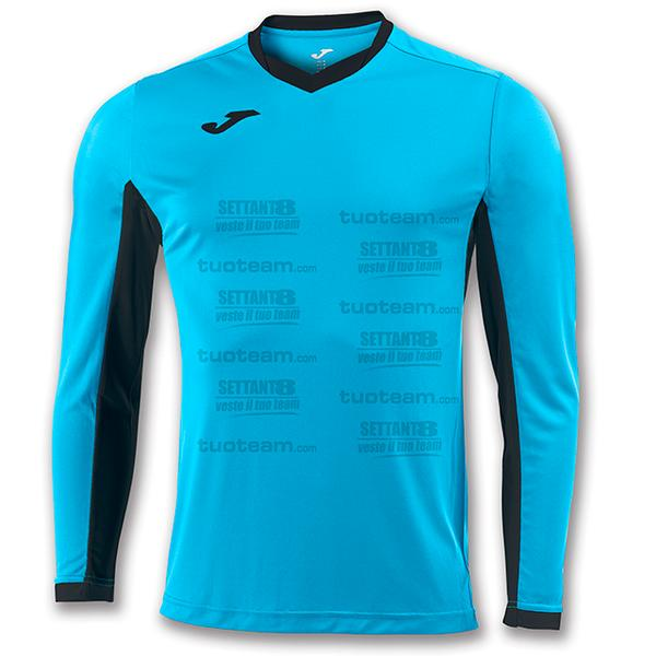 100779 - CHAMPION IV MAGLIA ML 100% polyester interlock