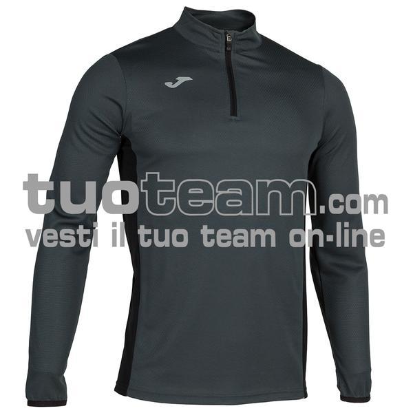 101310 - FELPA 1/2 ZIP 100% polyester fleece