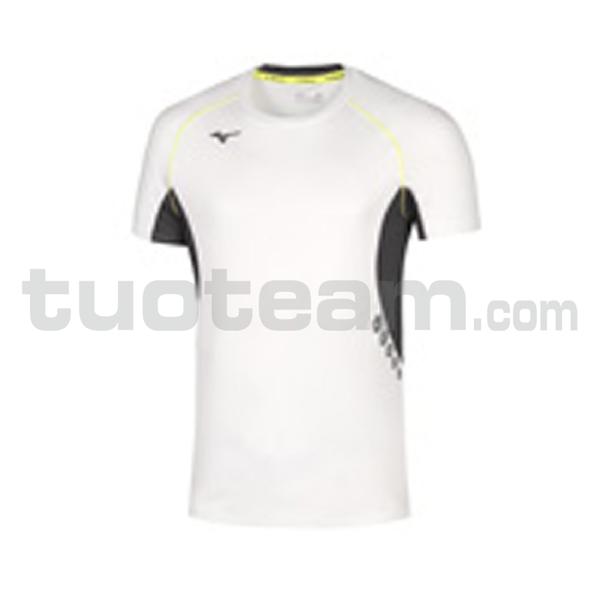 U2EA7002 - Premium JPN T-shirt - White/Black