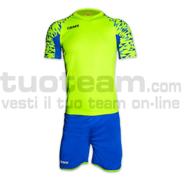 AH09 - Kit West Ham - YELLOWFLUO/ROYAL